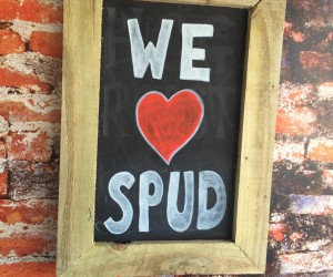 We LOVE Spud